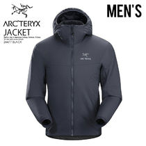 即納★希少!大人気★ARC'TERYX★ATOM LT HOODY MEN'S/BLACK24477
