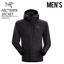 即納★希少人気!★ARC'TERYX★SQUAMISH HOODY MEN'S / BLACK