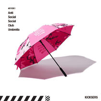 人気話題!Anti Social Social Club Umbrella