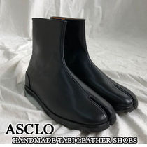 ASCLO★韓国の人気★HANDMADE TABI LEATHER SHOES