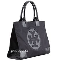 Big Sale!【定番】Tory Burch-NYLON ELLA TOTE/black