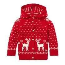 Reindeer Hooded Sweater