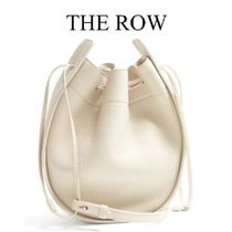 【19SS】THE ROW★Drawstring leather cross-body bag