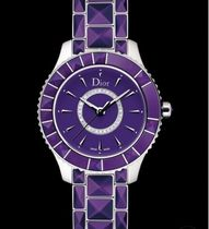破格値Dior(ディオール)New Christal Diamond Dial Ladies Watch