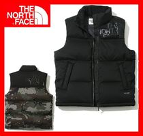 人気★【THE NORTH FACE】★NOVELTY NUPTSE DOWN VEST★2色★