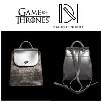 【The Game of Thrones x DN】新作♡FAUX FUR BACKPACK