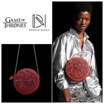 【The Game of Thrones x DN】新作♡CROSSBODY RED