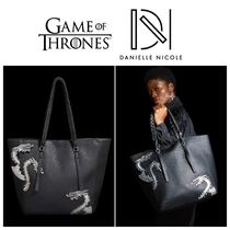 【The Game of Thrones x DN】新作♡TARGARYEN DRAGON TOTE