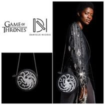 【The Game of Thrones x DN】新作♡CROSSBODY BLACK