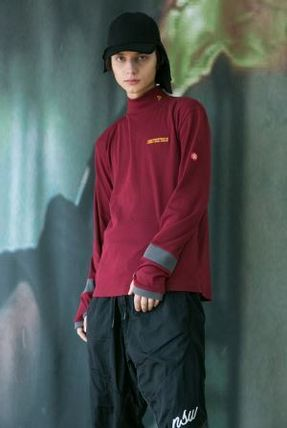 ANOTHERYOUTH Tシャツ・カットソー 日本未入荷ANOTHERYOUTHのseventeen着用warmer turtleneck 全2色(10)