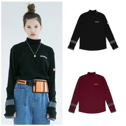 ANOTHERYOUTH Tシャツ・カットソー 日本未入荷ANOTHERYOUTHのseventeen着用warmer turtleneck 全2色