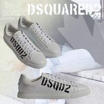 19SS《 D SQUARED2 》Punk New Tennis カーフ スニーカー