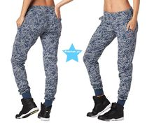 H30.12月新作☆【ZUMBA】ズンバ Zumba Love Sweatpants Z1B00770