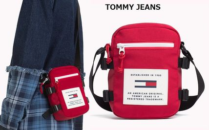 TOMMY JEANS TJ Tech レポートバッグ