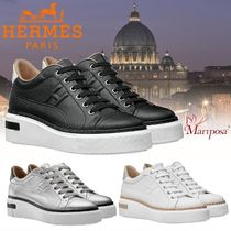 19SS◆新作◆HERMES(エルメス)◆Sneakers Polo◆スニーカー◆3色