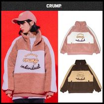 Crump(クランプ) トップスその他 ☆Crump☆ Crump artwork dumble half zipup 2色