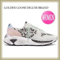《関税込》GOLDEN GOOSE★RUNNING SOLE レオパード