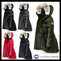 Canada Goose /Rossclair PARKA 【送関込】