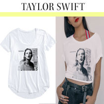 テイラースウィフト★Taylor Swift_LADIES ALBUM COVER TEE