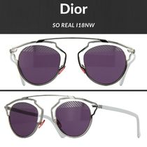 Dior★SO REAL I18NW アビエータ−★サングラス★送関込