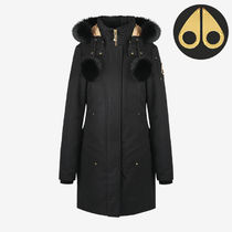 MOOSE KNUCKLES 18AW GOVERNOR ファー付 ダウンジャケット