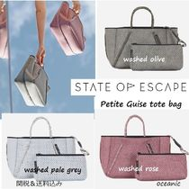 新色♡State of Escape 2Way Petite 小トートバッグ