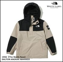 新作日本未入荷【The North Face】DALTON ANORAKベージュNA4HK03