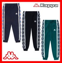 ★韓国の人気★【KAPPA】★LA84 SIDELINE FLEECE PANTS★3色★