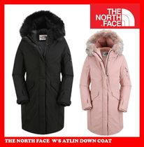 ☆韓国の人気☆【THE NORTH FACE】☆W'S ATLIN DOWN COAT☆2色☆