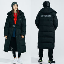 EMS便★韓国ペディン COVERNAT DUCKDOWN WARMUP BENCH PARKA 2色