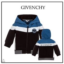 GIVENCHY☆BABY コットンジップアップトップ 6-36M