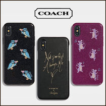 【COACH】【SALE!】☆iPhone X/Xs ケース☆3デザイン☆
