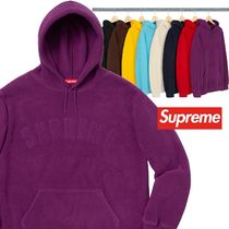 Supreme シュプリーム Polartec Hooded Sweatshirt AW18 WEEK 19
