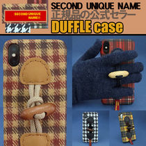 【NEW】「SECOND UNIQUE NAME」 DUFFLE 正規品