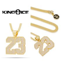 【King Ice】☆新作☆The 23 Necklace
