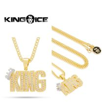 【Snoop Dogg x King Ice】新作☆The Crowned King Necklace
