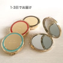 1-3日でお届け kate spade holly drive compact mirror
