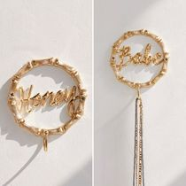【Urban outfitters】Bamboo Metal Hook☆ ホック