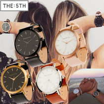 The Fifth Watches(ザ フィフス ウォッチ) アナログ腕時計 日本未上陸【The Fifth Watches】MELBOURNE MINIMAL 43mm