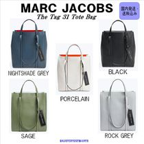 MARC JACOBS【国内発送】The Tag 31 Tote Bag☆