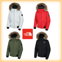 THE NORTH FACE(ザノースフェイス) ダウンジャケット・コート 【THE NORTH FACE】★W 'S MCMURDO DOWN BOMBER JACKET