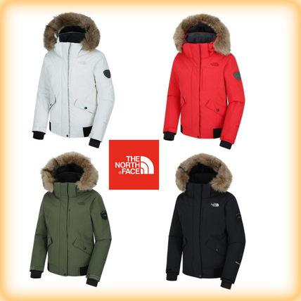 【THE NORTH FACE】★W 'S MCMURDO DOWN BOMBER JACKET