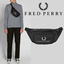 FRED PERRY(フレッドペリー) バッグ・カバンその他 ★安心の国内発送★人気商品★FRED PERRY RETRO WAIST BAG