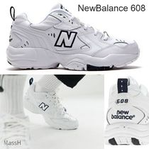 大人気★New Balance★MX608WT Dad Shoes ホワイト