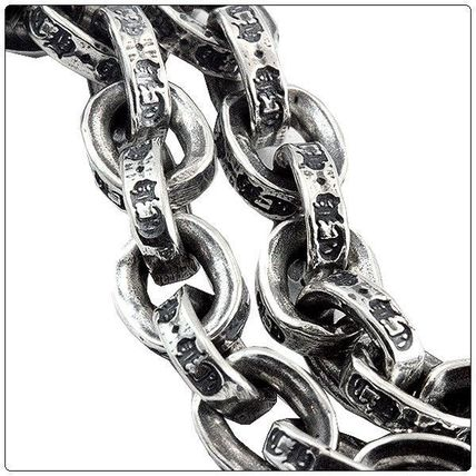 chrome hearts paper chain necklace20 インチ インボイス付き