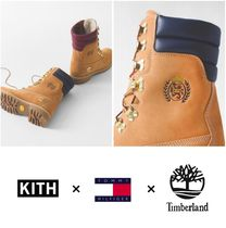 【KITH × Tommy Hilfiger × Timberland】SHEARLING LINED BOOT