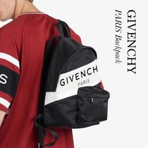 GIVENCHY PARIS BACKPACK IN NYLON