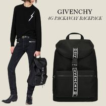 GIVENCHY(ジバンシィ) バックパック・リュック GIVENCHY 4G PACKAWAY BACKPACK