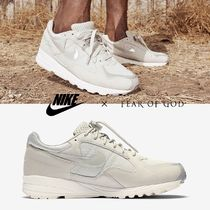 "FEAR OF GOD × NIKE AIR SKYLON 2 ""LIGHT BONE"""
