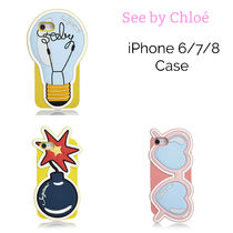 [See By Chloe] iPhone 6/7/8 ケース